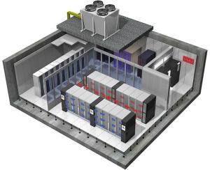 数据机房空调工程 机房精密空调 机房空调安装