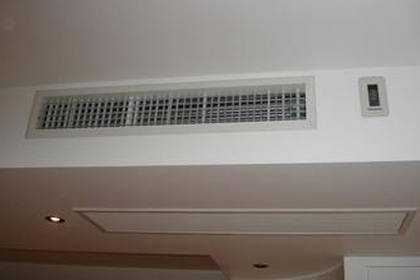 深圳中央空调风机盘管安装,优良的专业技能