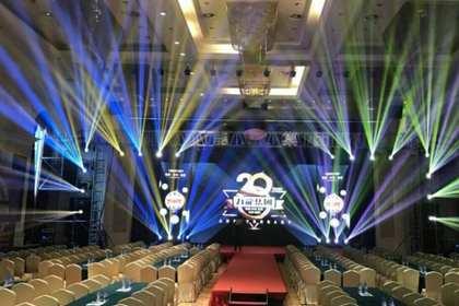 武汉舞台电动机械系统工程设计安装