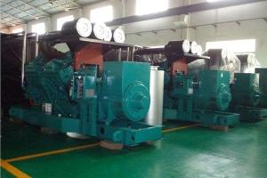 杭州柴油发电机出租,型号齐全,专业发电机出租中心