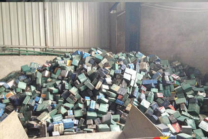 大连废旧蓄电瓶回收,一个电话上门服务