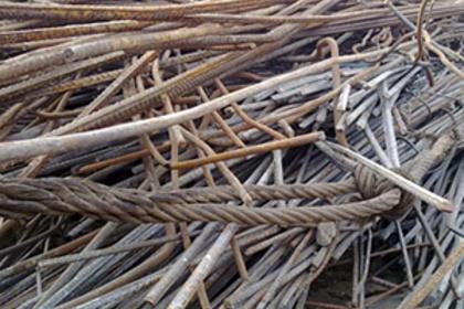 潍坊回收废旧钢筋,期待与您的合作