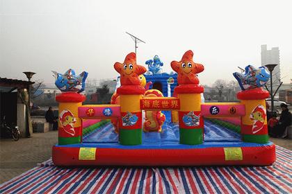 郑州充气城堡生产,厂家直销,价格低