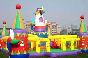 郑州大型充气玩具,选华豫游乐设备,畅销全国各地