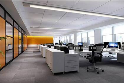 天津办公楼装修,专业的团队,放心的选择