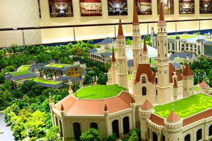 精雕细琢、件件精品,天津建筑模型公司