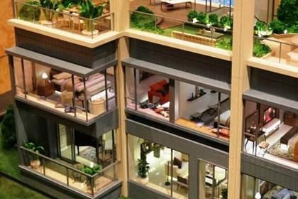 天津房地产模型、户型剖面模型设计制作