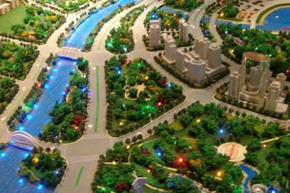 专业城市规划模型制作,找天津模型公司