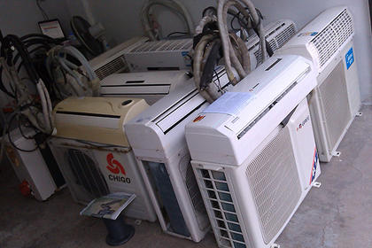 深圳合鑫二手电器空调回收,资金雄厚,专业回收