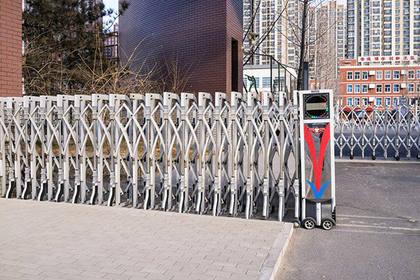 银川电动伸缩门生产安装维修,一条龙服务