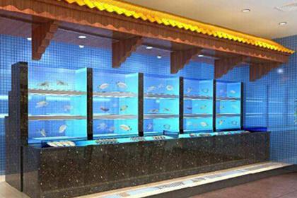 青岛酒店海鲜池价钱_酒店海鲜池安装_酒店海鲜池厂家