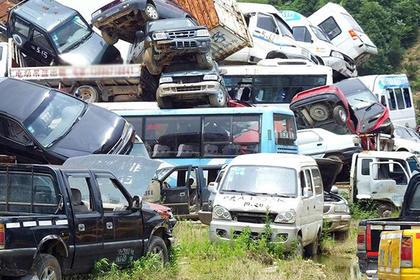 深圳龙岗报废汽车回收中心,可信赖回收公司