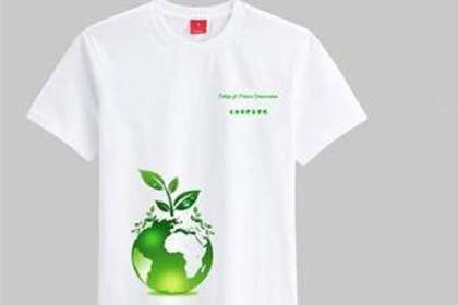 款式设计简单大方,南昌文化衫定制
