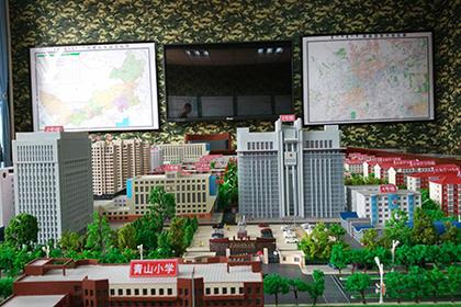 呼市房产模型设计,实力雄厚、值得信赖