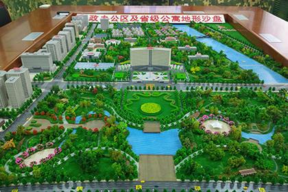 内蒙古建筑模型设计,品质和售后双重保障