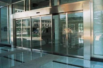 惠州玻璃感应门供应,可根据客户要求定制