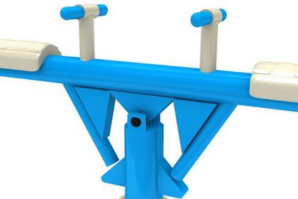 跷跷板-青岛室外健身器材销售,质量可靠价格实惠