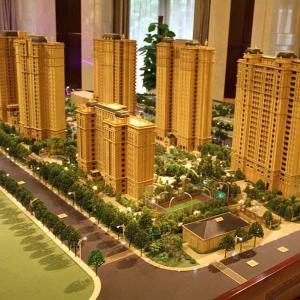 九江房产售楼模型制作,加工精细,质量上乘