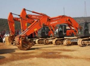 上海承包土方回填,拥有大量先进的机械和设备