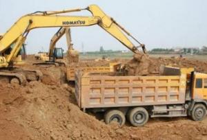 上海承包土方回填,用户至上