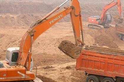 上海土方工程挖运,速度快、费用低