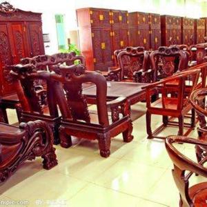 价格美丽,上门快速,大连红木家具回收
