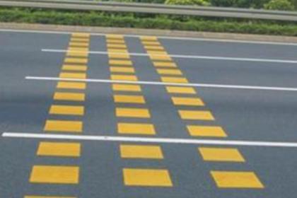 深圳路面标线提供,严格把好质量关
