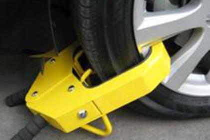 深圳优质车轮锁制造商,安全可靠保证