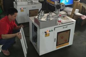 重庆光纤激光器销售,激光深雕打标机LKF-IPG-100W