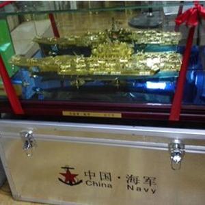 湛江海军模型,拥有良好信誉