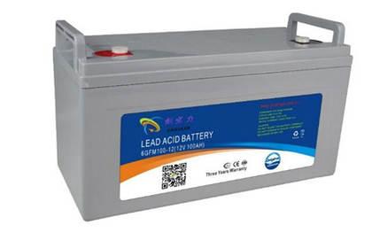ups电源蓄电池创宣力电池12V100AH