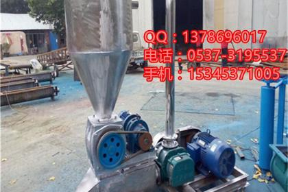 左云县304不锈钢气力吸料机供应 粉料颗粒软管送料机