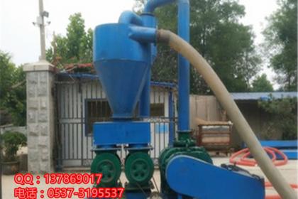 晋城市沙子装车吸料机供应 大马力柴油气力输送机