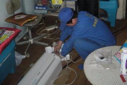 九江空调清洗,因为专注,所以专业