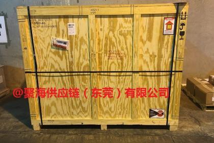 东莞进口报关公司-美国旧检测设备海运进口报关公司
