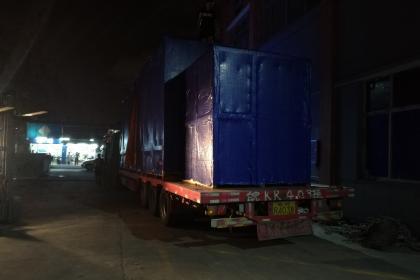 东莞虎门港进口韩国旧真空镀膜设备报关货运公司