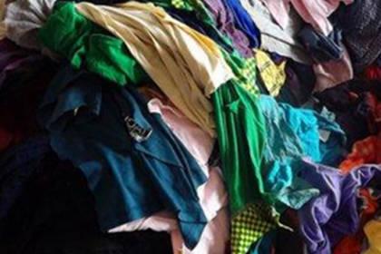 以服务铸就信誉,佛山服装厂碎布料回收