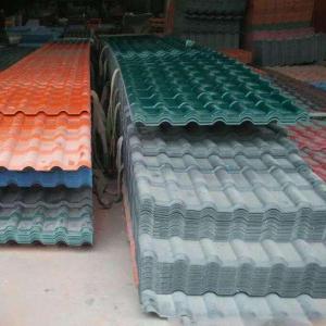 重庆捷伟ASA合成树脂瓦供应,质量轻,韧性好强度大