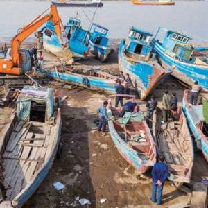 承接船只拆除工程,客户的满意,是我们的追求