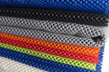 厂家热销发泡胶防滑垫 PVC网格发泡防滑垫 环保可循环使用防滑垫 可加工定制尺寸