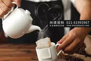销售挂耳咖啡,喝挂耳咖啡的好处