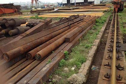 杭州高价回收旧钢材,诚信经营,用心服务