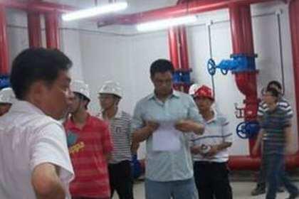 杭州消防代办,消防设施检测