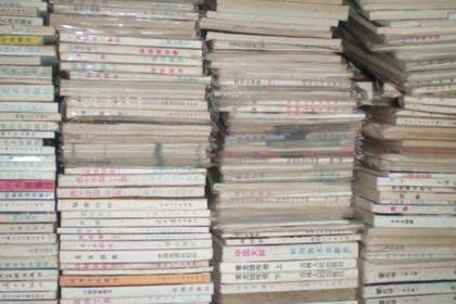 洛阳大量回收废旧报纸,书本,箱板纸