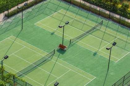 南昌网球场施工,为广大顾客献上最优质的服务