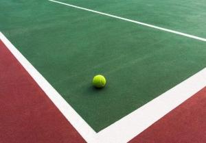 南昌网球场建设,施工标准