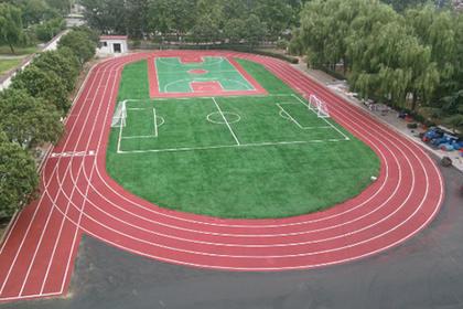 技术一流,质量保证,赣州篮球场翻新