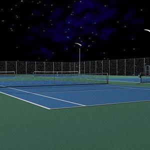 南昌室内外网球场施工,施工建设专业,信誉保证