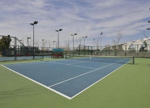 南昌网球场建设,全方位--高标准服务