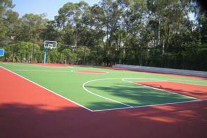 南昌赣州篮球场施工,技术专业诚信服务